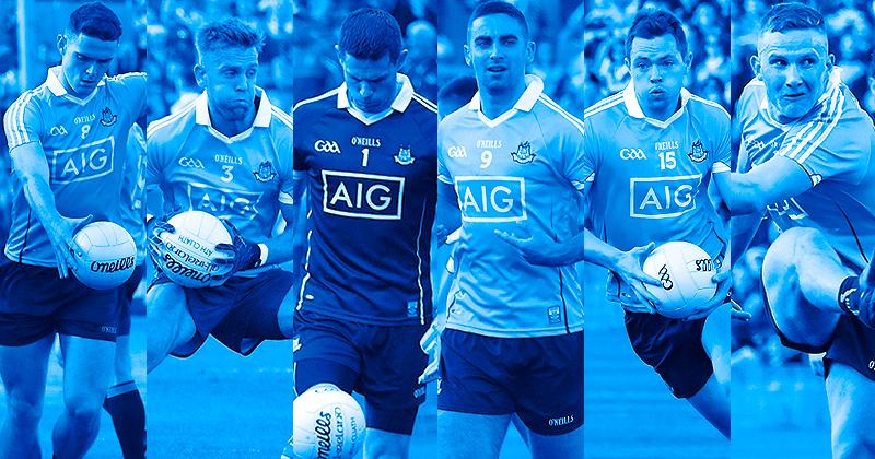 This Year's Cornerstone Players In The Jim Gavin Ranks