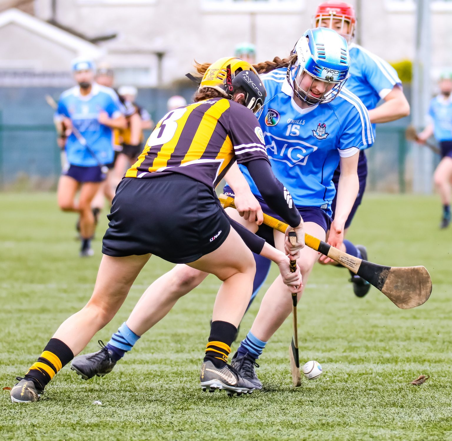 Dublin's Premier Juniors Kept Their Unbeaten League Record Intact With Draw Against Kilkenny