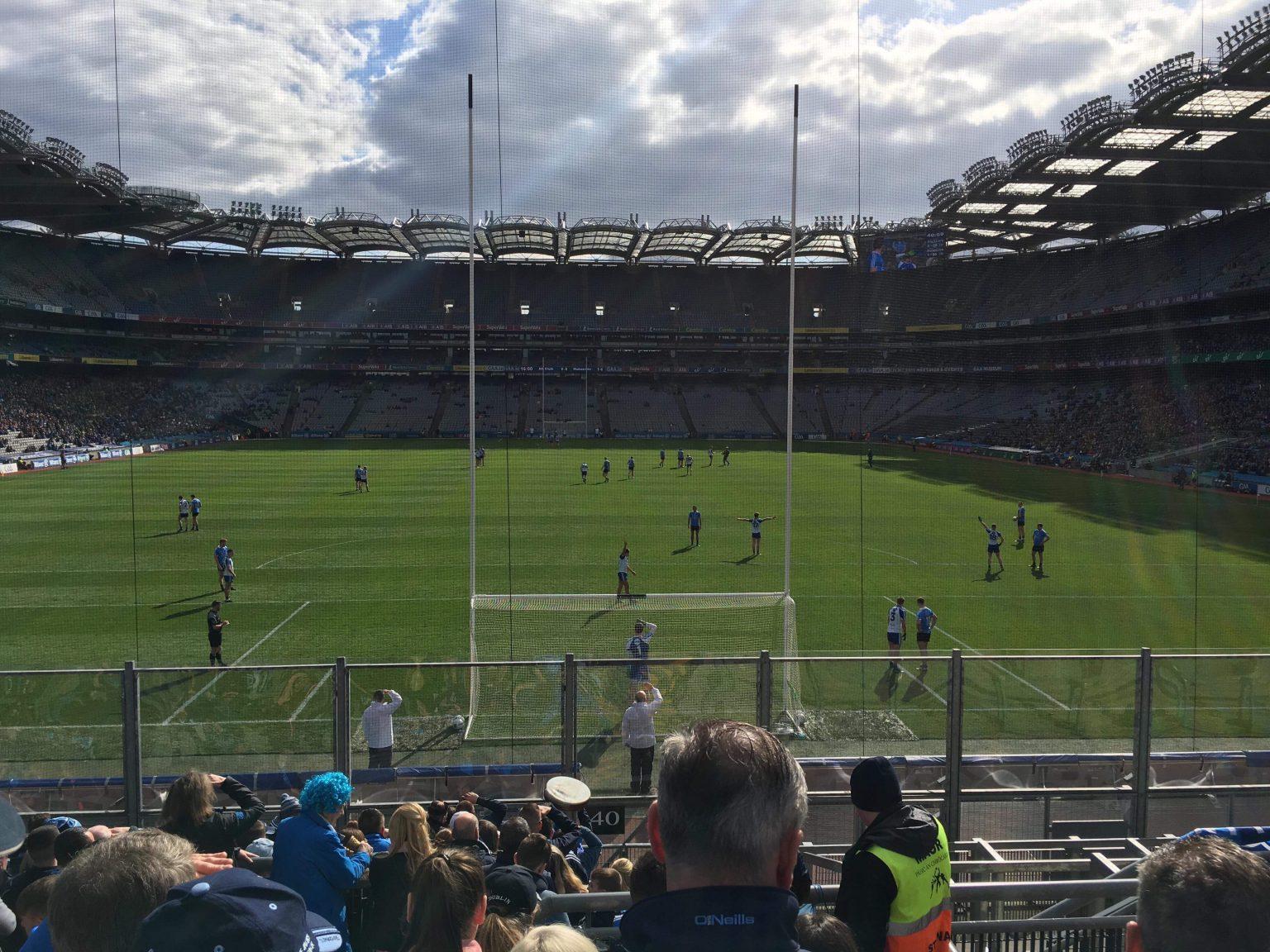 Dublin Suffered First League Defeat