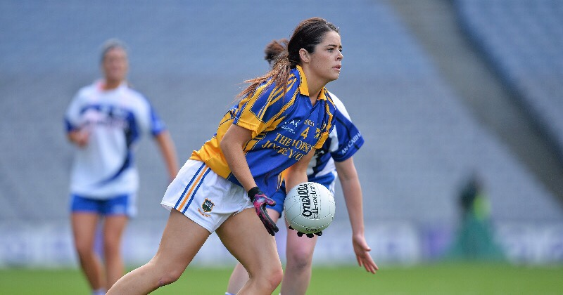 TRIBUTES POUR IN FOR TIPPERARY STAR RACHEL KENNEALLY