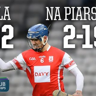 David Treacy Saves Cuala
