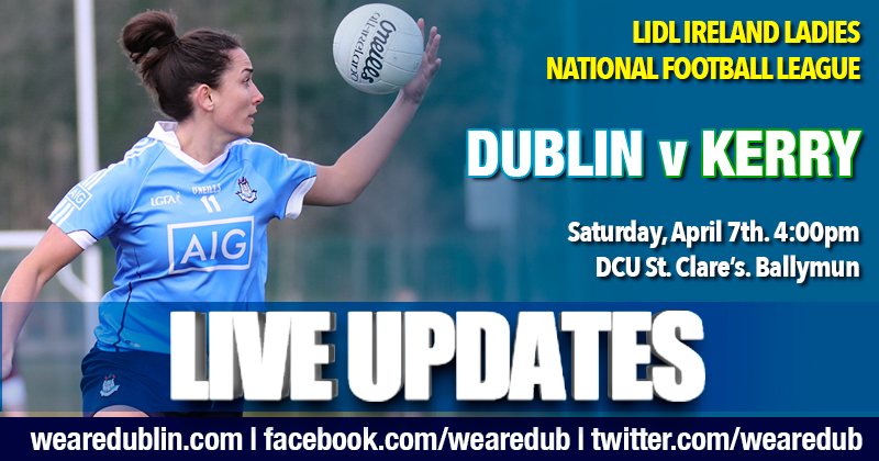 LIDL National Ladies Football League – Live Updates