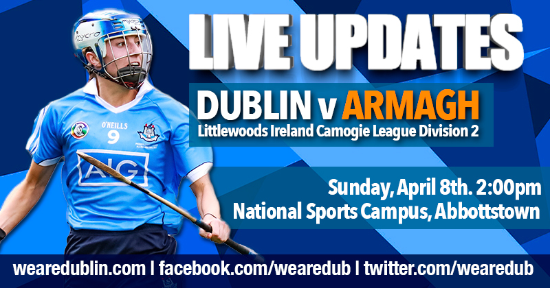 Littlewoods Ireland Camogie League – Live Updates