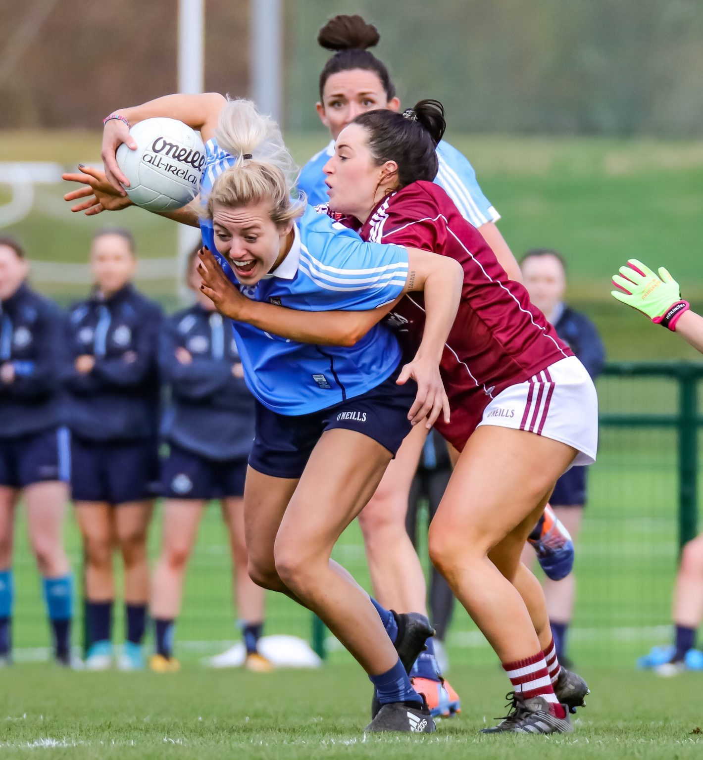 Times And Venues Announced For Dublin's Lidl NFL League Semi Final Against Galway