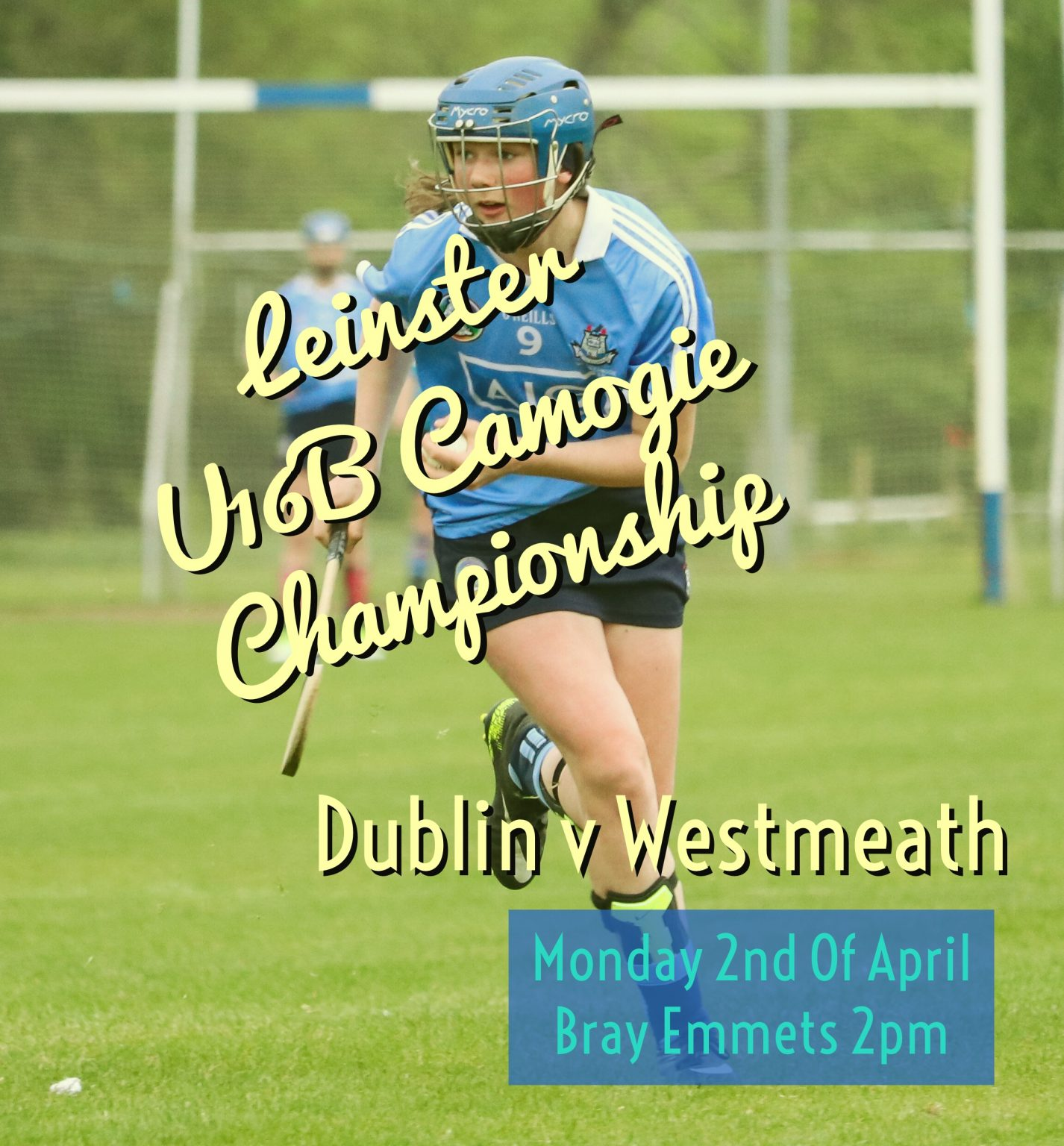 Dublin U16B Team Announced For Leinster Championship Game Against Westmeath