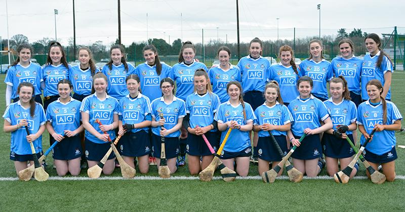 U16B Camogie Leinster v Westmeath