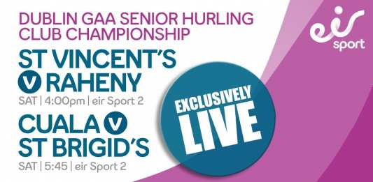 EirSport Hurling Championship Double Bill