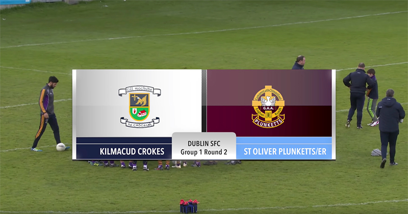 Video: Kilmacud Crokes Secure Second Win in Dublin SFC Round 2