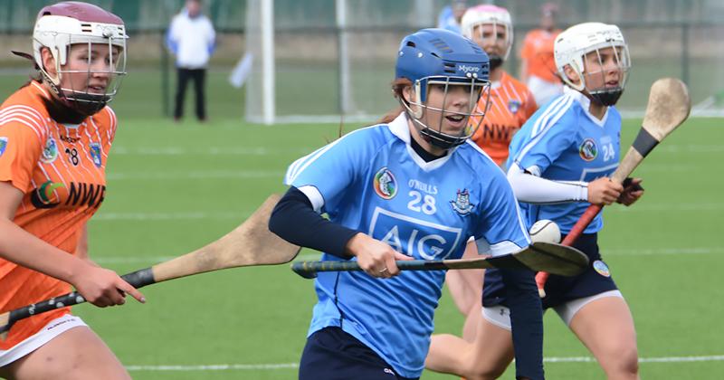 Dublin Premier Junior Camogie - Caragh Dawson