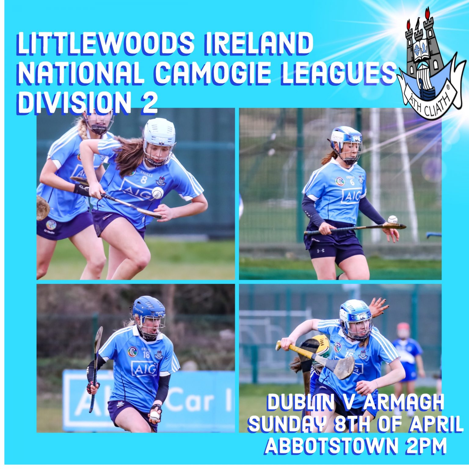 Win Over Armagh Will Send Dublin Premier Junior Camogie Squad To League Semi Finals