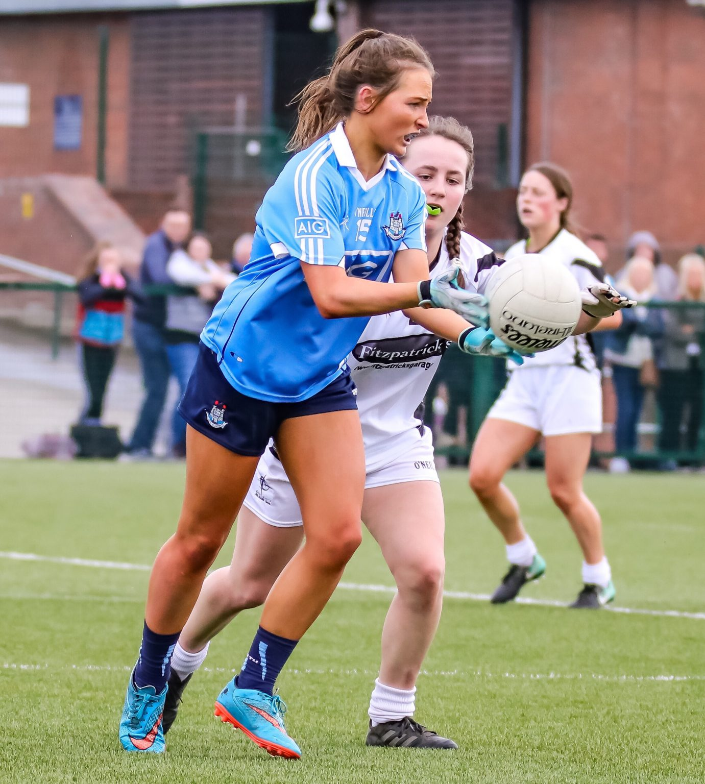 Dublin Minor Ladies Footballers Beat Kildare In Leinster Semi Final