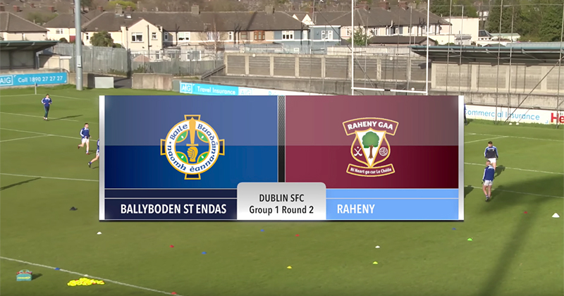Video: Ballyboden Return To Form In Dublin SFC Round 2 Win Over Raheny