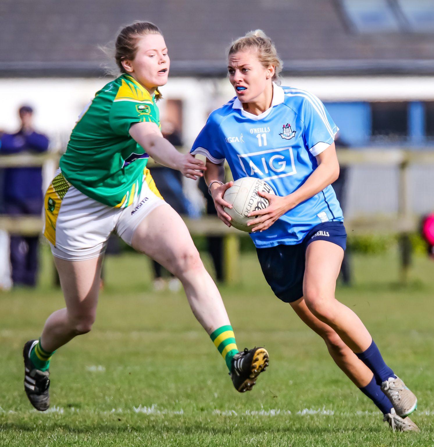 Dublin Ladies Football Weekly Notes