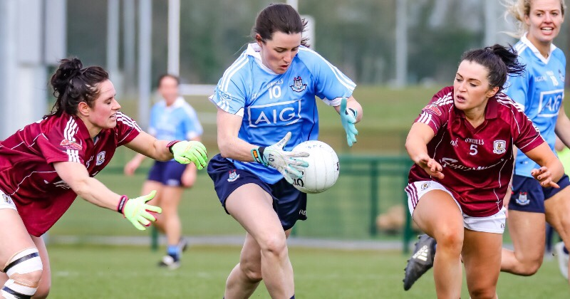 Kinnegad The Destination For Dublin's Senior Ladies Footballers League Semi Final