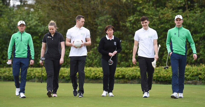 AIG Insurance Officially Launch The AIG Cups, Shields And Irish Close Championship