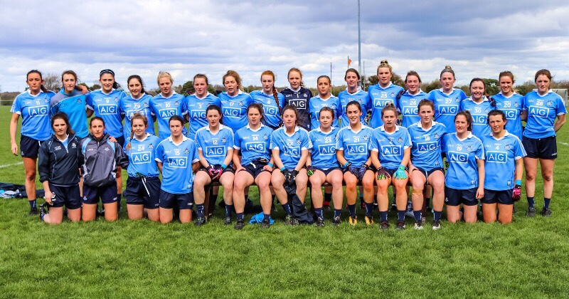 Late Nicole Owens Goal Seals League Final Spot For Dublin Senior Ladies
