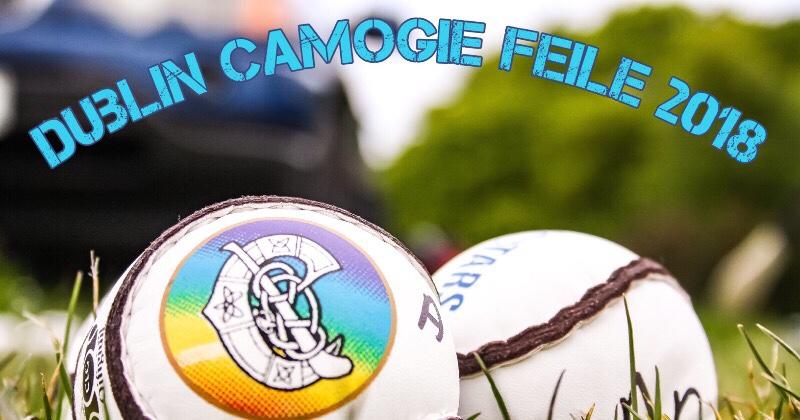 Dublin Camogie Feile 2018 Information