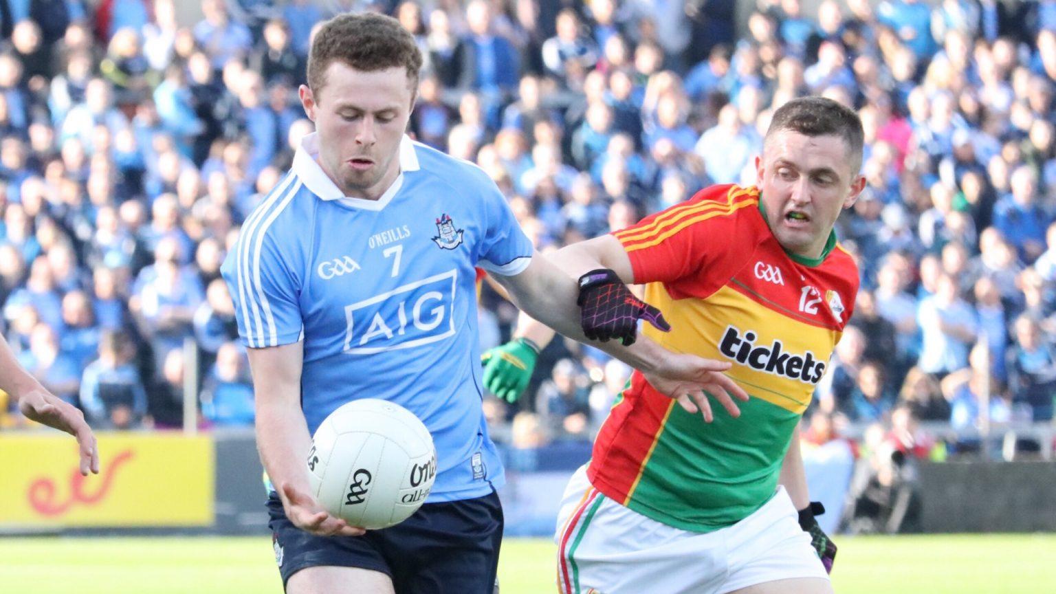 McCaffrey On Course For Championship Return