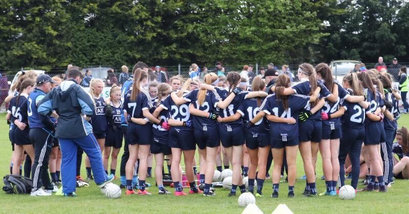 Dublin U16 Ladies Footballers Get Leinster Campaign Off To Winning Start
