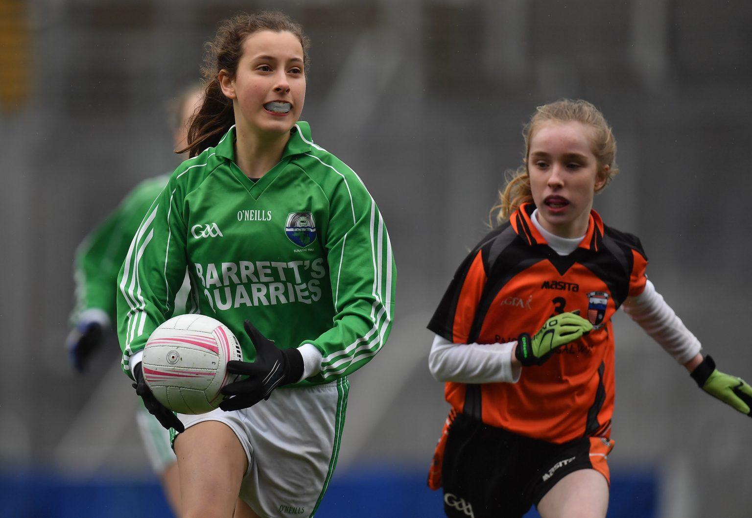 Lá Náisiúnta Blitz na gClub Gaeltachta In Croke Park A Big Hit With Clubs And Schools