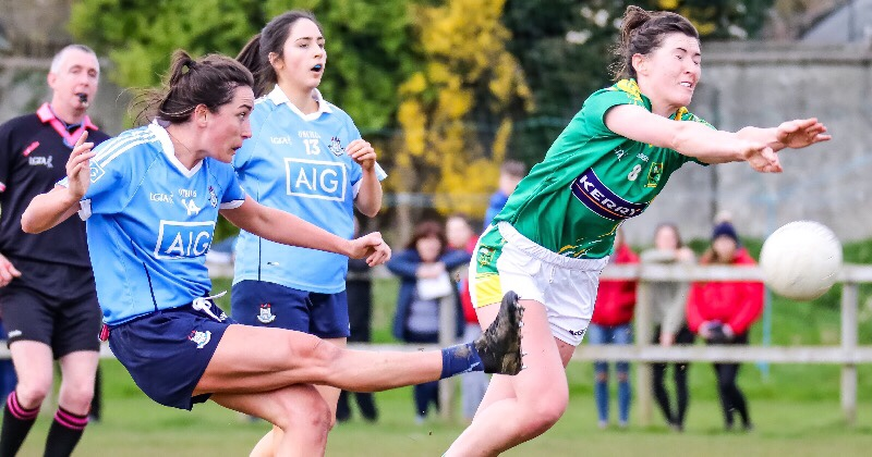 Dublin Beat Kerry To Finish Top Of The Division 1 Table