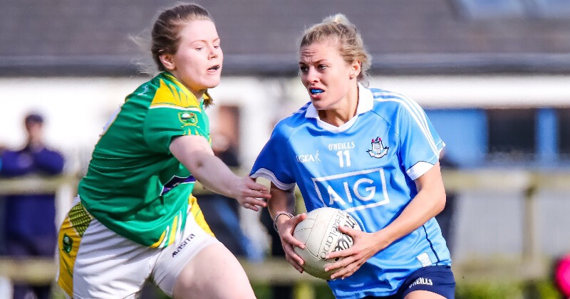 Dublin Ladies Football Weekly Notes