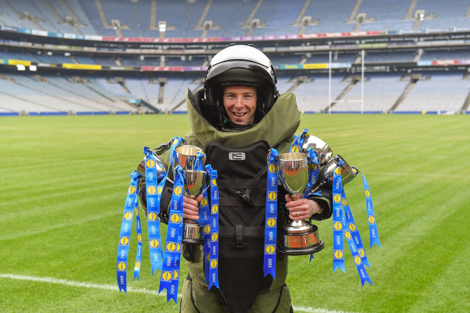 Lidl Post Primary Schools Finals Launched Today In Croke Park