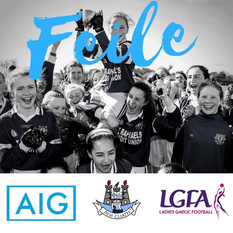 AIG Dublin LGFA Feile Takes Place This Weekend