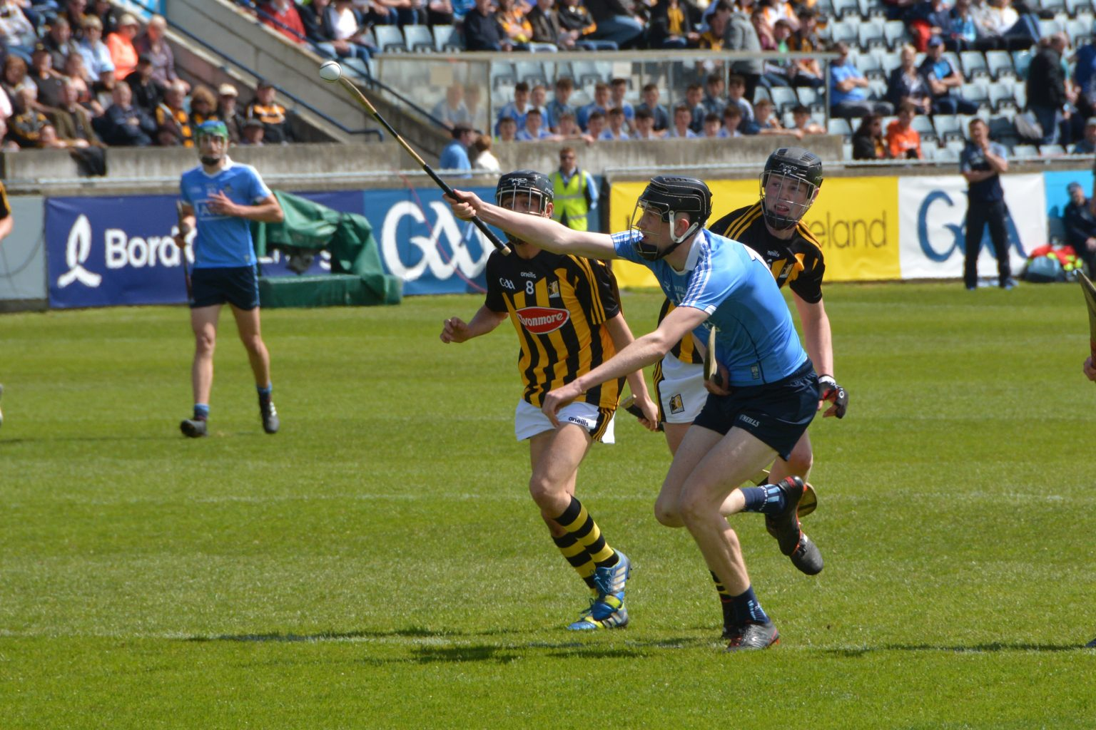 Dublin Minors Lose Out To Kilkenny In Leinster Championship Round 1