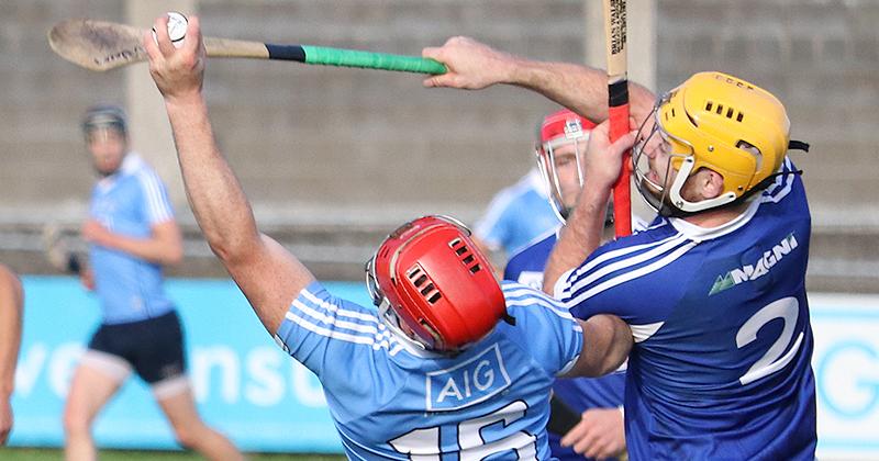 Leinster U21 Hurling - Dublin v Laois