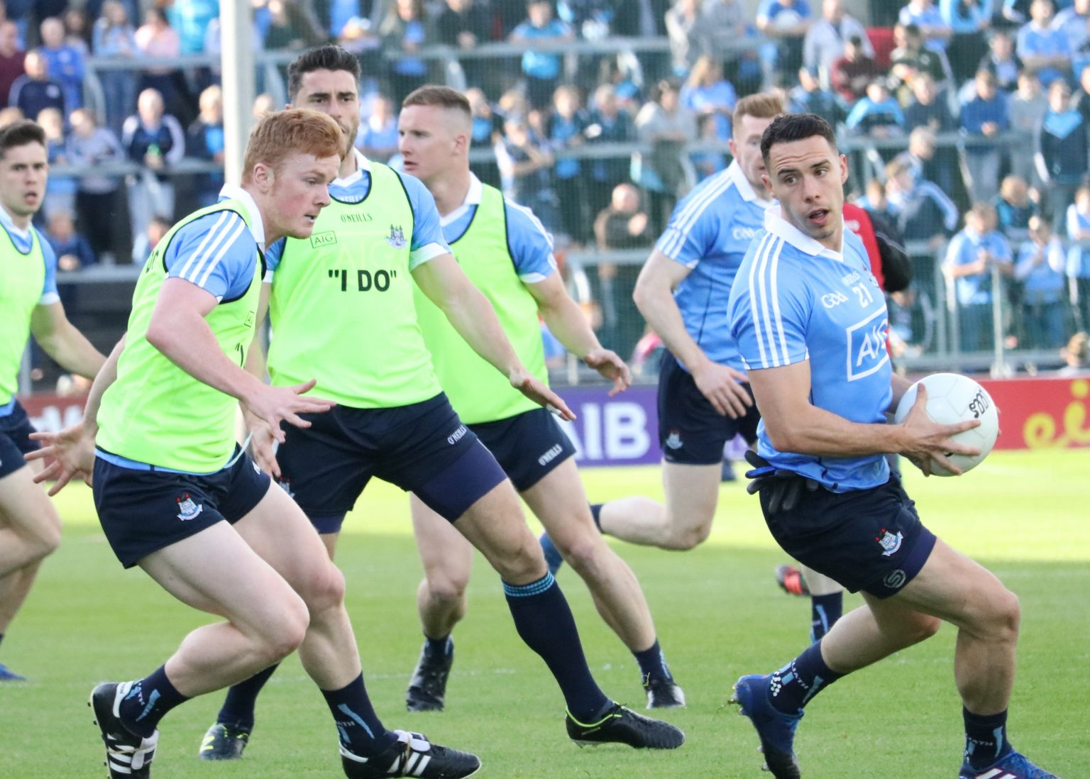 Dublin Senior Football - Leinster Championship