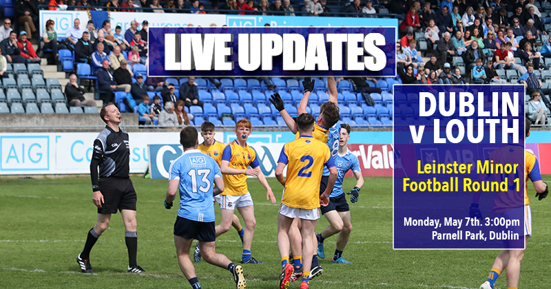 Leinster Minor Football Championship - Live Updates