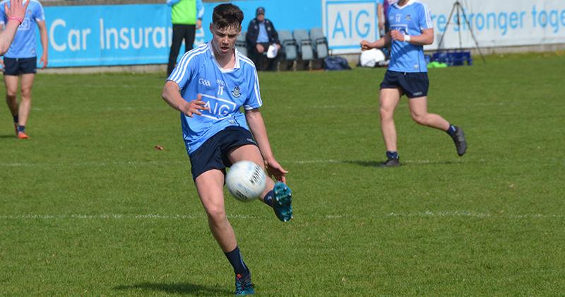 Leinster Minor Championship - Enda Cashman