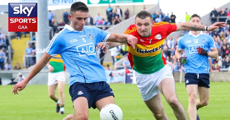 Sky Sports Announce Live GAA Schedule For 2018