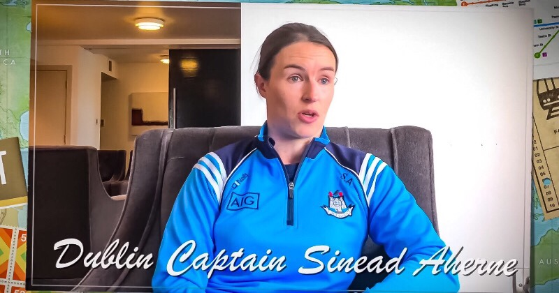 Exclusive Interview With Dublin Captain Sinead Aherne