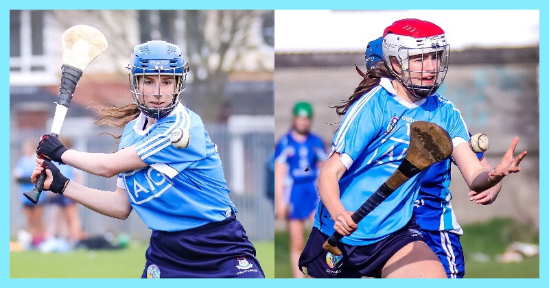 Dublin U16A And U16B Camogie Panels Named For Today's Leinster Finals