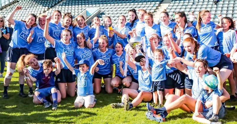 Dublin Dominate Final To Claim First Ever Division 1 League Title