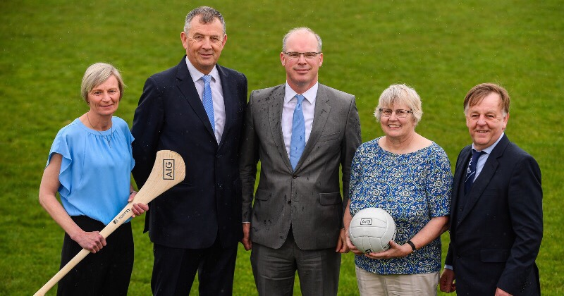 AIG Extends Its Sponsorship Of Gaelic Games In Dublin Across All Four Codes