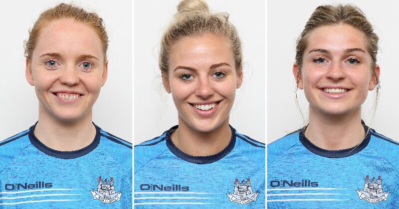 Three Dublin Players Named On Lidl Team Of The League