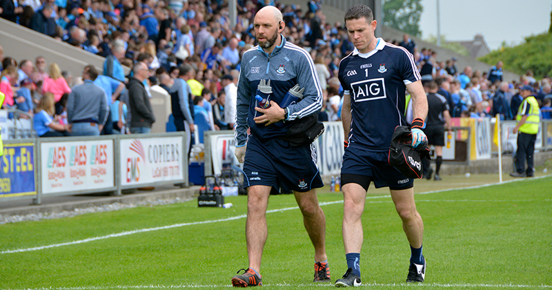 Dublin Use Temporary Substitution Loophole As Stephen Cluxton Visits A&E