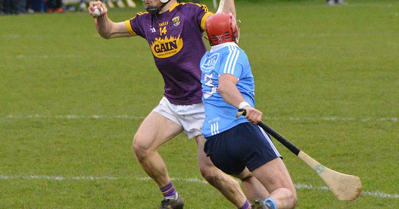 Minor hurlers - Dublin v Wexford