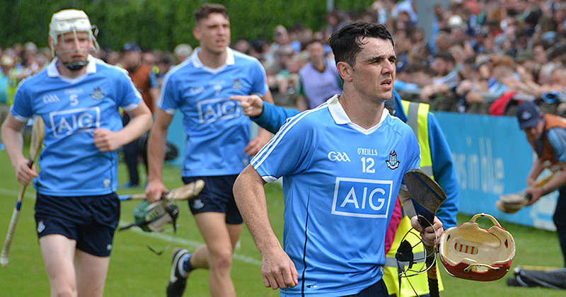 Galway v Dublin - Leinster Championship