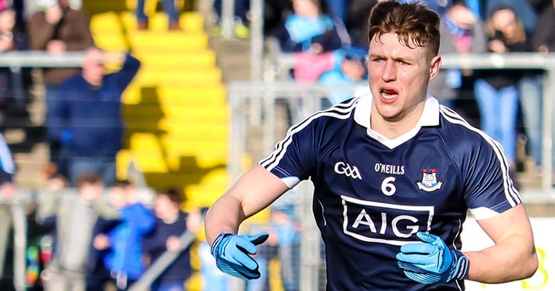 John Small - Leinster Final