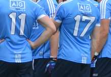 Dublin - U20 Football Semi Final