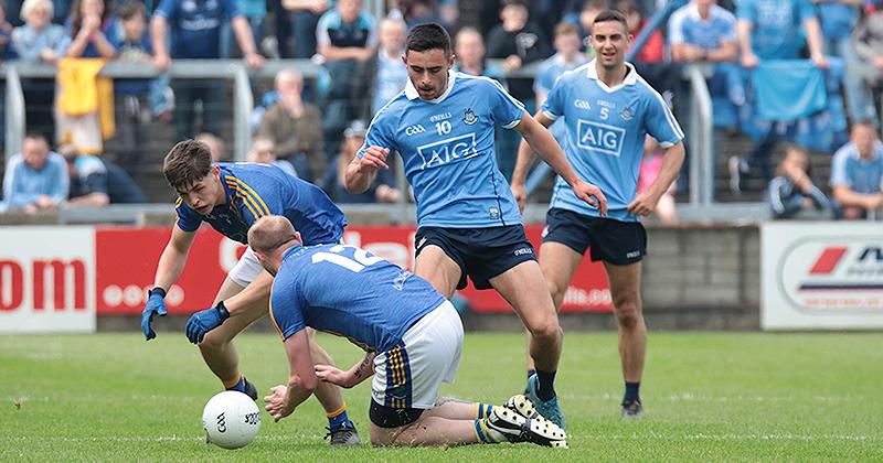 All Ireland Super 8's - Dublin v Roscommon