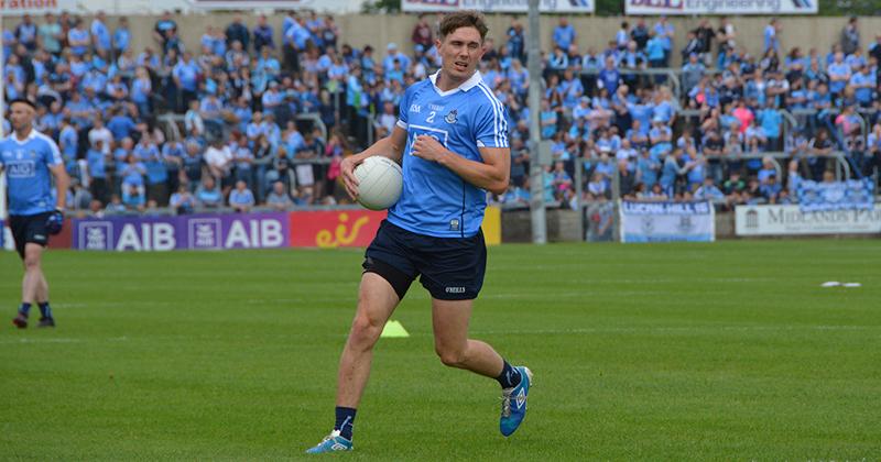 Michael Fitzsimons - Dublin v Donegal
