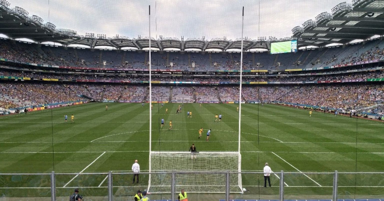 Niall Scully - Dublin v Donegal