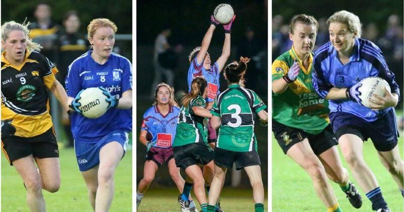 Dublin LGFA Junior Club Championship Swings Into Action