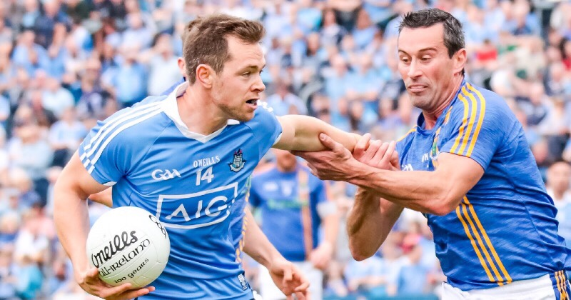 Dublin's Away Record Dispels Myth They Would Win Less Games Outside Of Croker