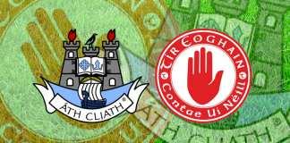 Conor Lane - Dublin v Tyrone